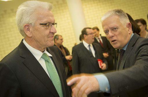 """OB Kuhn mahnt zum """"schnellen Weiterbauen"""""""