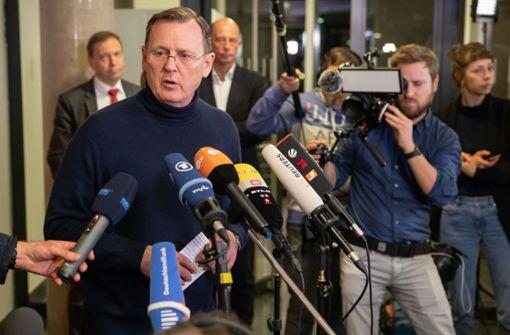 Parteien einigen sich auf Ministerpräsidentenwahl im März