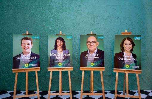 Grüne wollen alle vier Wahlkreise verteidigen