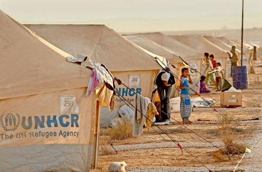 Syriens Kinder graben die Hoffnung aus