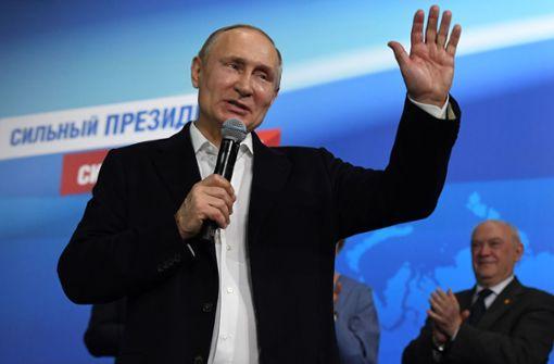 """""""Russland ist eine von oben gelenkte Demokratie"""""""