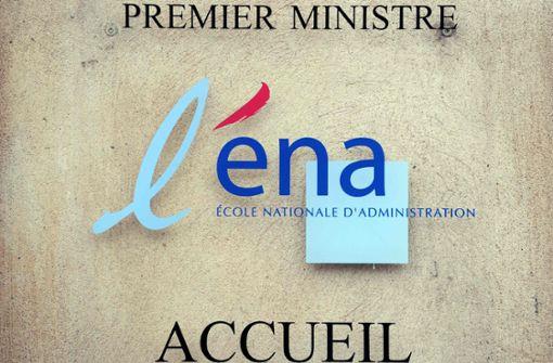Frankreichs Kaderschmiede ENA wird abgeschafft