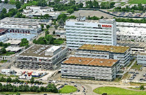 Bosch-Beschäftigte für Verkauf an Chinesen
