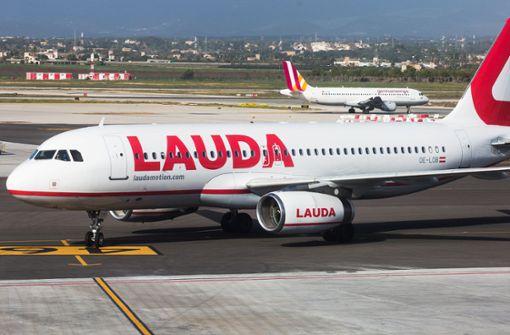 Lauda-Airline schließt Standort Stuttgart