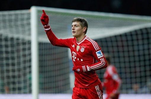 Wechselt Kroos zu Manchester United?