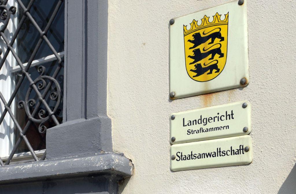 Landgericht Ellwangen (Archivbild) Foto: dpa/Stefan Puchner