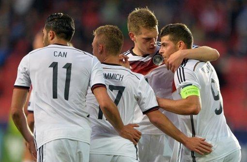 DFB-Team besiegt Dänemark klar