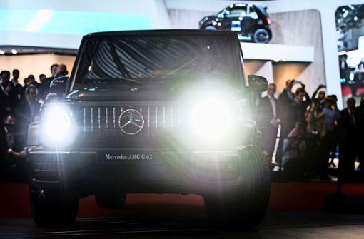 Das sind die neuen Modelle von Daimler