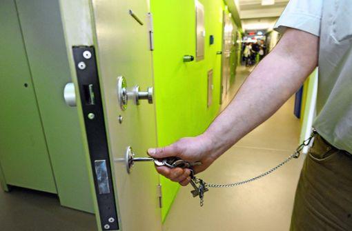 Häftlinge bekommen  keinen Besuch mehr