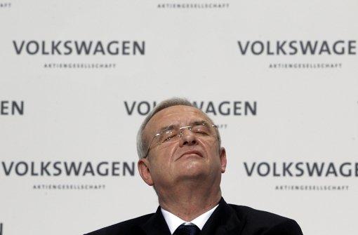 VW will reinen Tisch machen