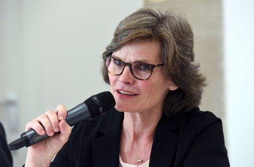 Annette Kulenkampff Foto: dpa