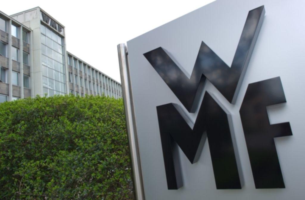 WMF schließt einen Großteil seiner Logistikzentren. Die bisher 33 Zentren werden bis Ende 2015 an zwei Standorten zusammengefasst. Foto: dpa