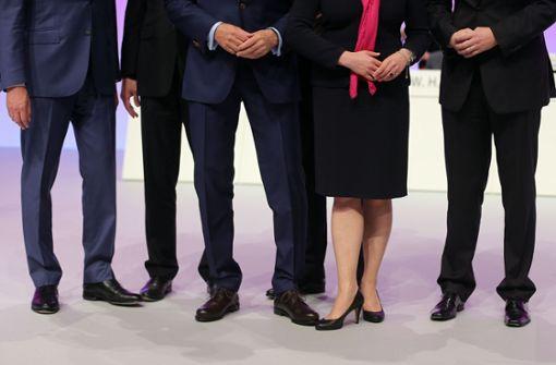 Eine neue Frauenquote für mehr als 150 Chefetagen