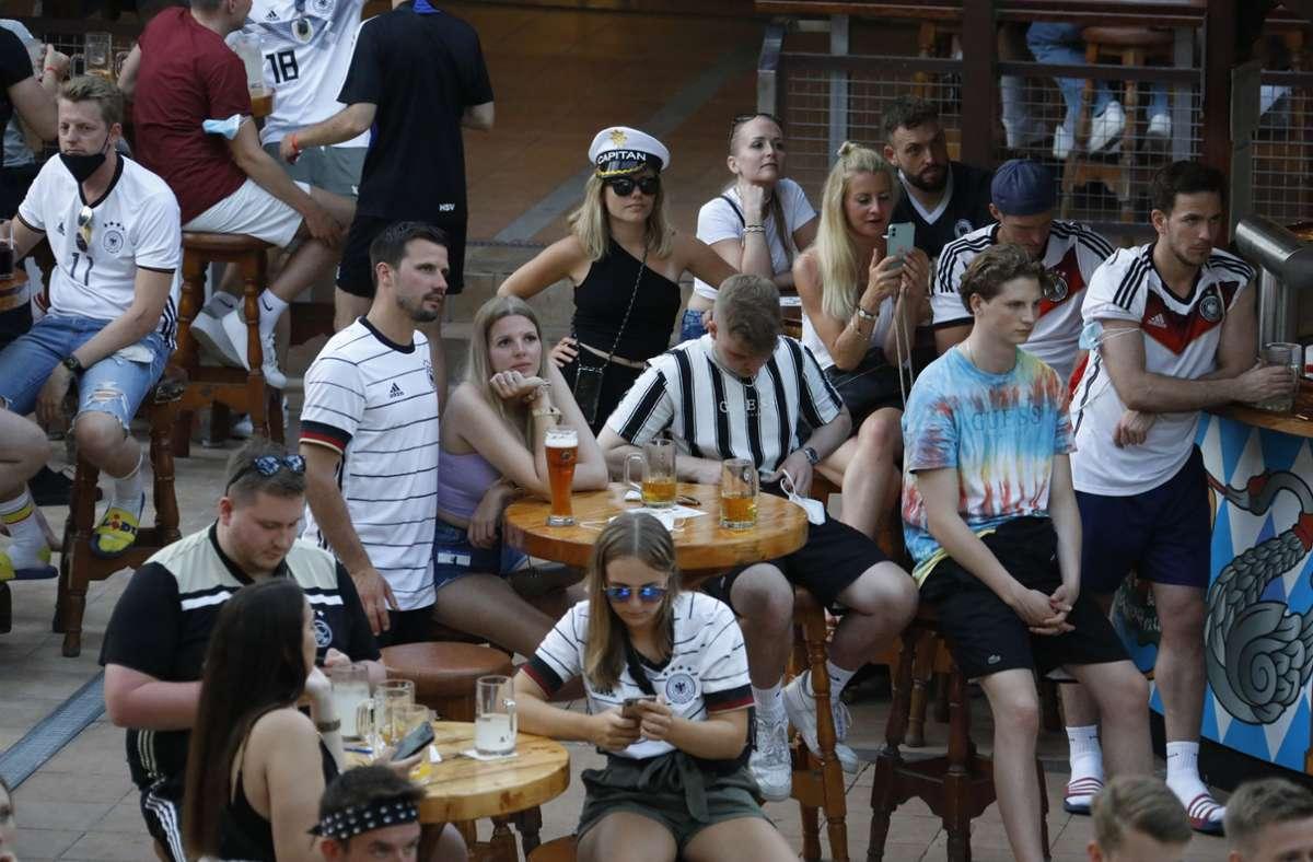 Auf Mallorca kehrt die Normalität zurück. Foto: dpa/Clara Margais