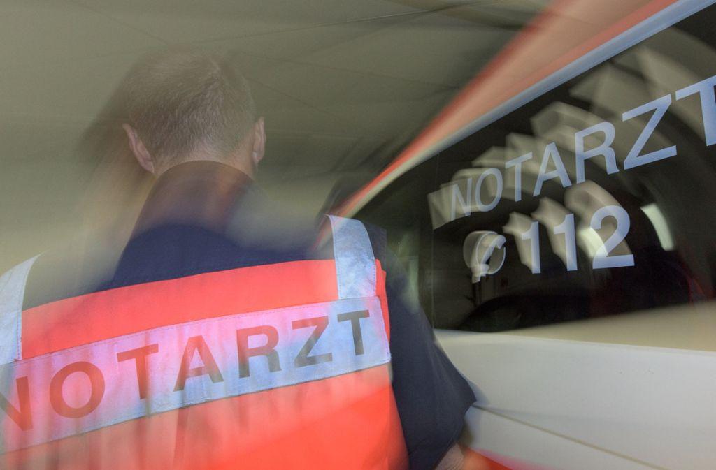 Der 41-Jährige überlebte den schweren Unfall bei Göppingen nicht (Symbolbild). Foto: dpa/Patrick Seeger