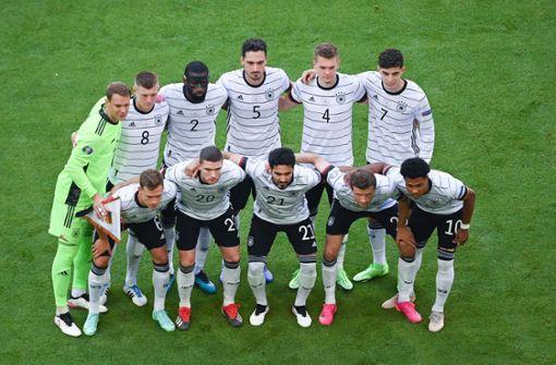 Das sind die Noten für die DFB-Elf gegen Portugal