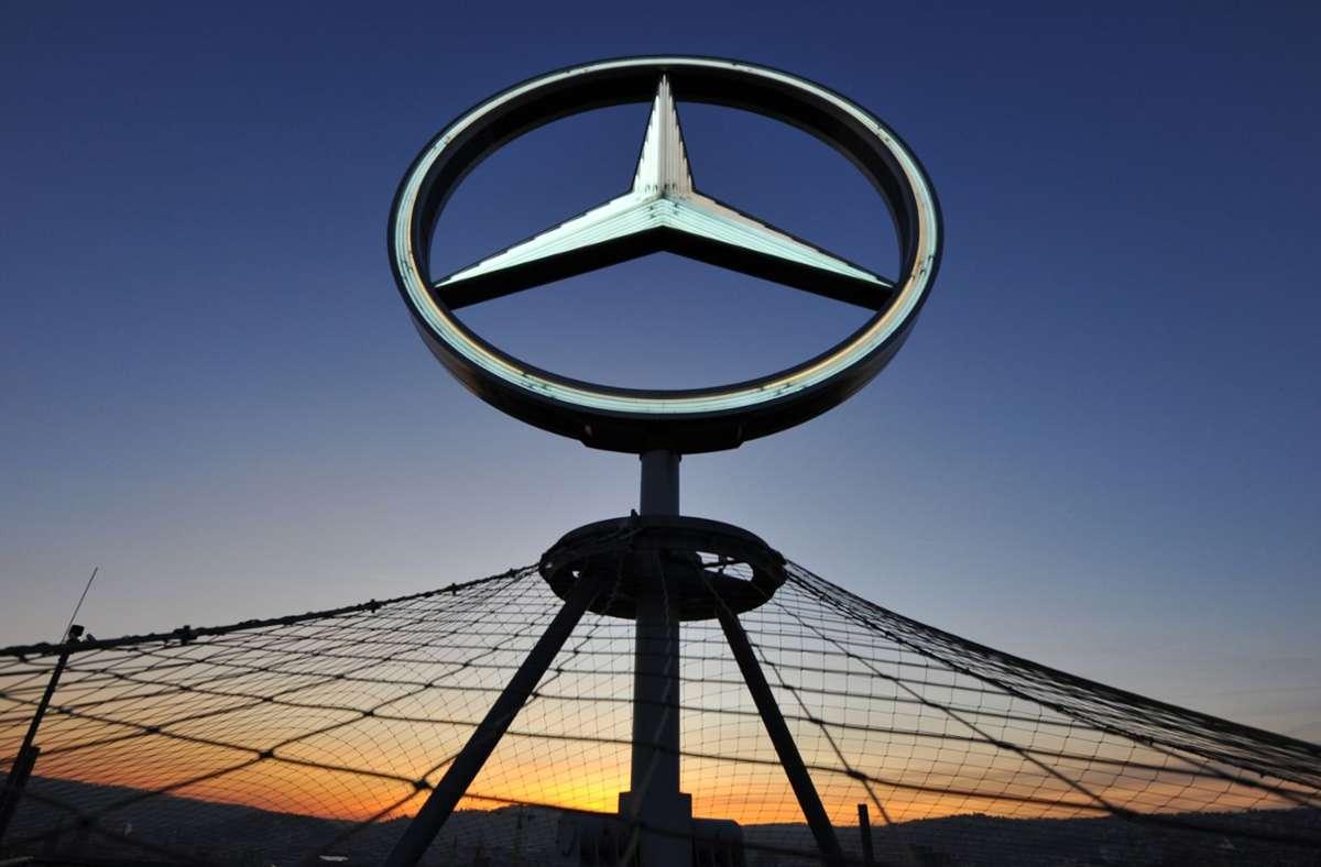 Der Stuttgarter Autobauer Daimler kämpft sich aus der Coronakrise heraus. (Symbolbild) Foto: picture alliance / dpa/Jan-Philipp Strobel