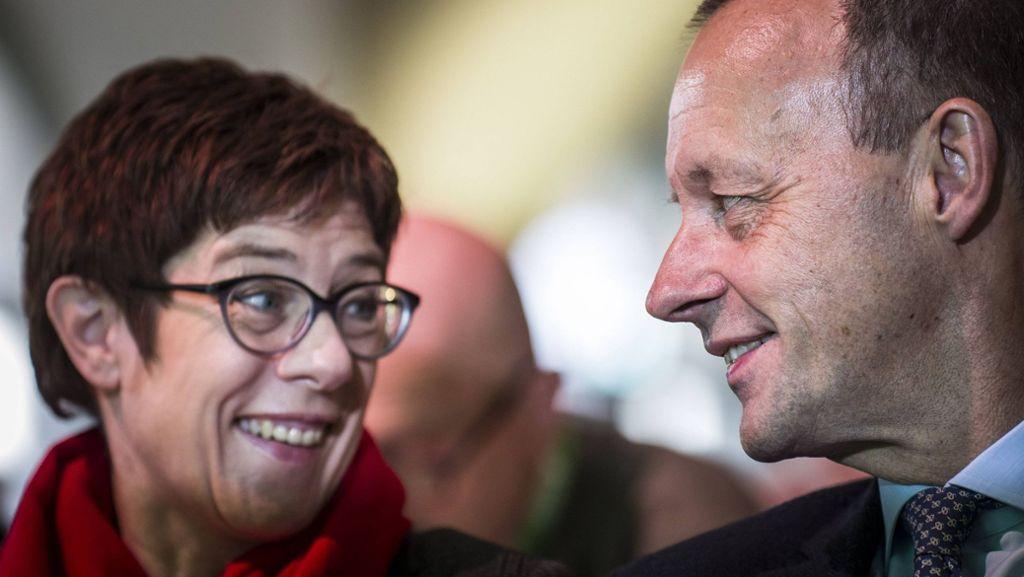 Kaum Austritte bei der Stuttgarter CDU