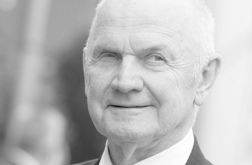 Ferdinand Piëch ist im Alter von 82 Jahren verstorben. Foto: dpa
