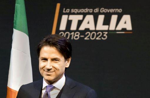 Italiens Auserwählter