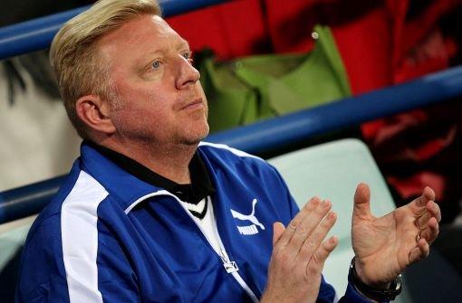 Gelungenes Trainerdebüt für Boris Becker