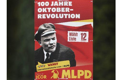 """""""V""""rischer Wind und  revolutionäre Altlasten"""