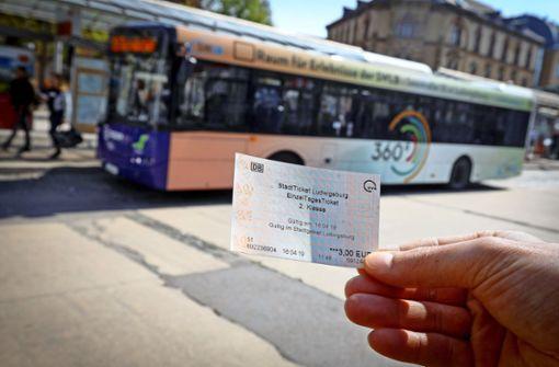 Immer mehr Städte erhalten Stadttickets