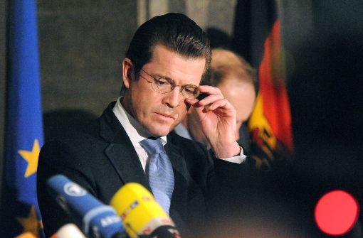 CSU schickt Ex-Minister Guttenberg in den Wahlkampf
