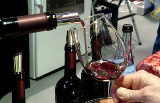 Große Weinmesse in den Wagenhallen