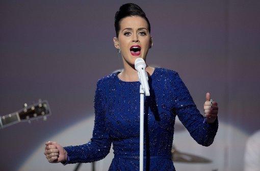 Wie Katy Perry zufällig die Botschaft nach dem Terror von Nizza prägt