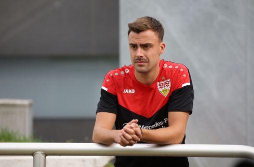 Philipp Förster zurück im  Mannschaftstraining