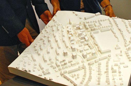 Entwurf für Tobias-Mayer-Quartier steht