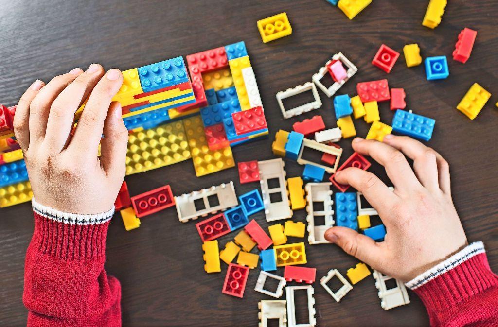 Mit Legobausteinen lässt sich fast alles bauen. Foto: mauritius-images