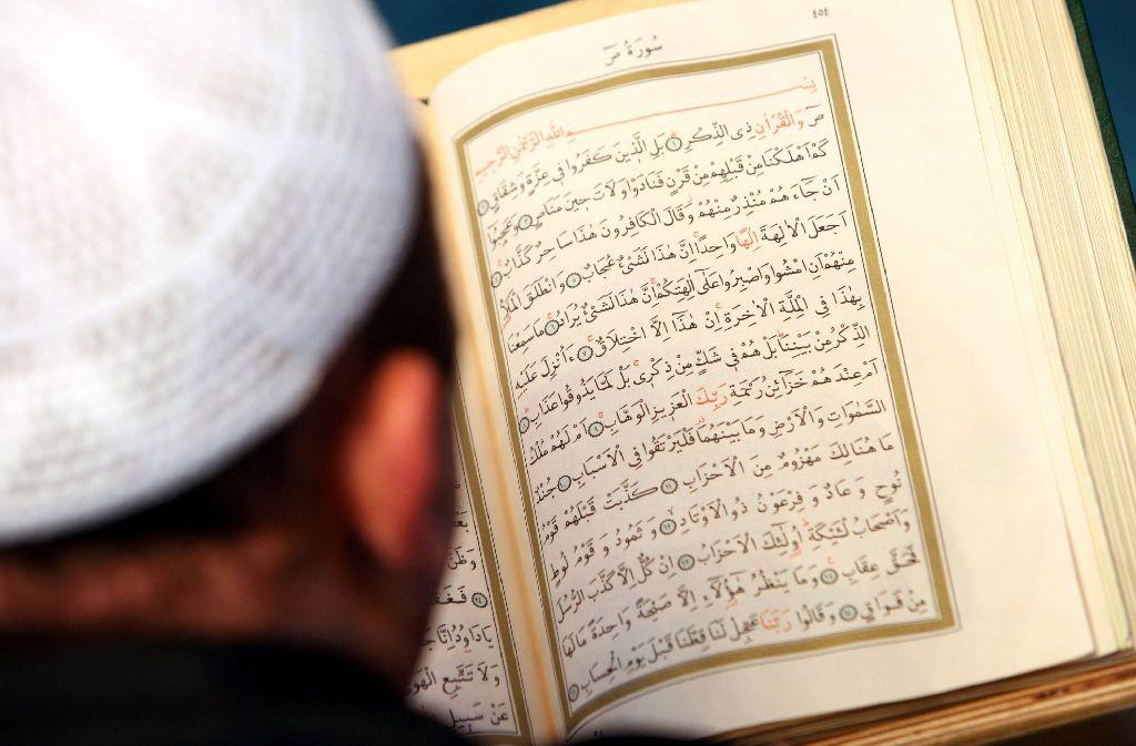 Muslimische Gefangene in Deutschland bekommen nicht den gleichen religiösen Beistand wie ihre christlichen Nachbarn. Foto: dpa