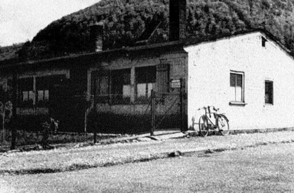 Die WMF hatte an der Heidenheimer Straße ihre Baracken für die Zwangsarbeiter aufgestellt. Foto: Stadtarchiv