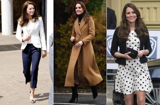 Herzogin Kates erschwinglichste Outfits