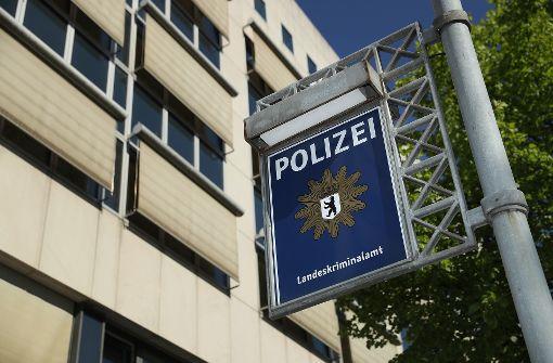 Durchsuchungen bei Berliner Polizisten