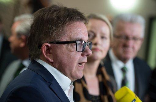 Sollte Guido Wolf die CDU zum Junior-Partner der Grünen machen wollen, wird er an der Basis viel Überzeugungsarbeit leisten müssen. Foto: dpa