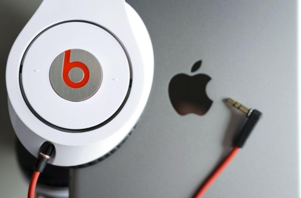 Drei Milliarden Dollar für den Kauf von Beats sind für Apple nicht mehr als Kleingeld. Foto: dpa