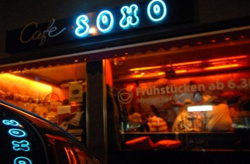 Café Soho öffnet  zum letzten Mal