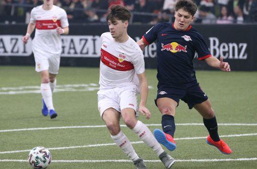 Die zehn jüngsten Spieler der VfB-Geschichte