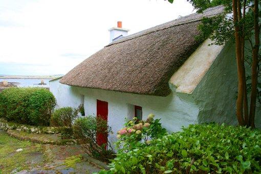 Unser Ferienhaus in Connemara