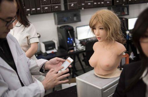 Houston verbietet Eröffnung von Roboter-Bordell