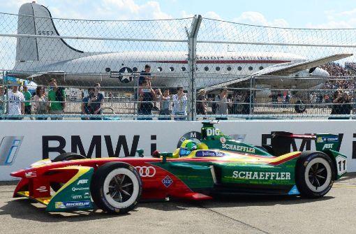 Ist die Formel E die Zukunft des Motorsports?