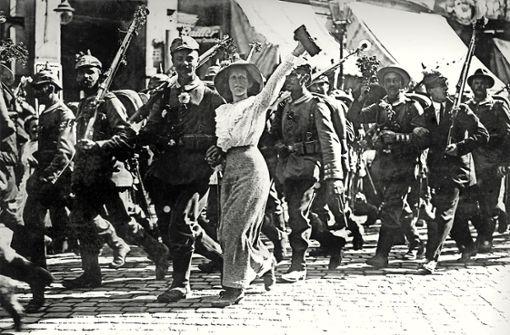Die bittere Ernte von 1918
