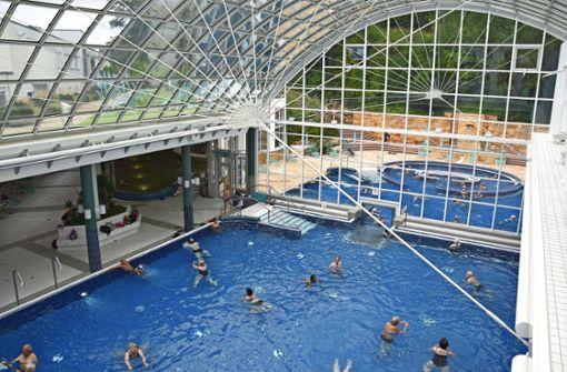 Solebad seit Montag wieder geöffnet