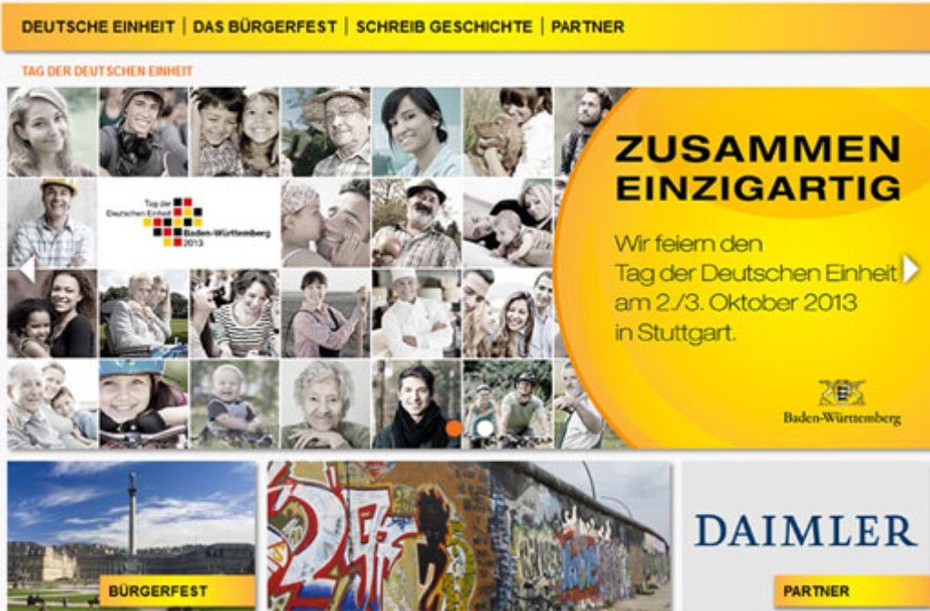 Tag Der Deutschen Einheit Stuttgart
