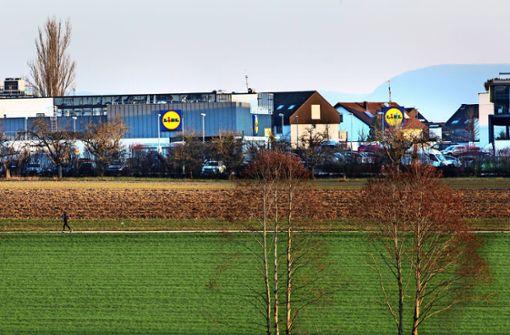 Stadt Ostfildern fürchtet Kaufkraftverlust im Einkaufsstandort Nellingen