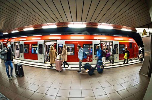 S-Bahn-Netz könnte effizienter genutzt werden