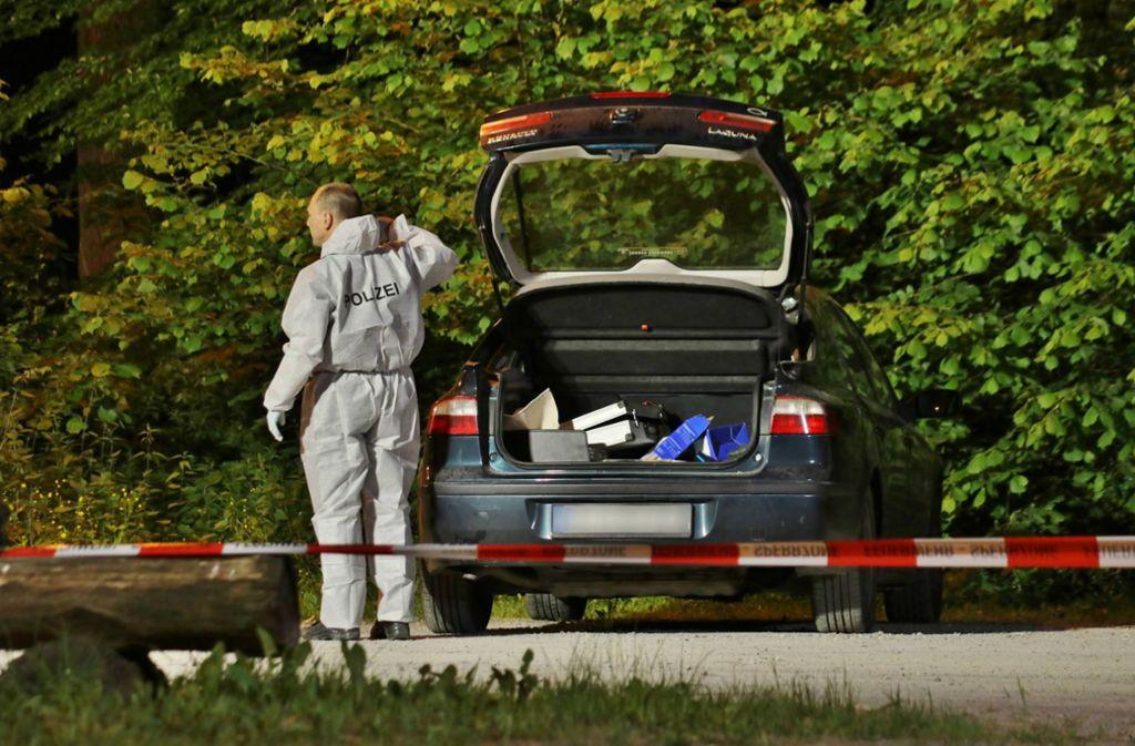 In der vergangenen Woche war im Rems-Murr-Kreis eine Frau entführt worden. Von ihr fehlt jede Spur. Foto: 7aktuell.de/Kevin Lermer
